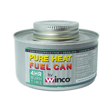 Winco C-F4, 4 Hour Chafing Fuel, Twist Cap