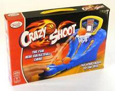 TOYRIFIC CRAZY SHOOT MINI BASKETBALL FINGER GAME CHILDRENS FAMILY FUN NEW GIFT