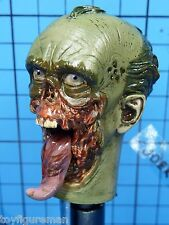 Sideshow 1:6 The Dead Tactical Containment Unit Operator Figure - Zombie Head