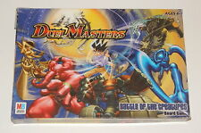 2004 Milton Bradley Duel Masters Battle of The Creatures Game Complete
