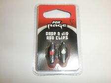 Fox Rage n de la gota Jig Caña Pinzas Para La Línea 2pk equipo de pesca
