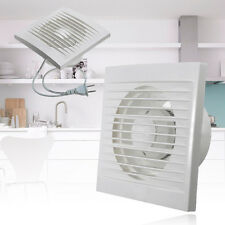 """Wall-mounted 4"""" Ventilation Extractor Exhaust Fan For Kitchen Bathroom Toilet"""