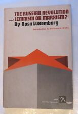 The russian revolution and Leninism or Marxism by Rosa Luxemburg – 1961