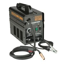 Chicago Electric 62719 90 Amp 120 Volt Flux Wire MIG Welder