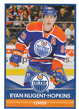 16/17 PANINI NHL STICKER #325 RYAN NUGENT-HOPKINS OILERS *24952