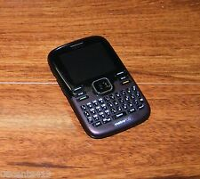 Kyocera Torino S2300 - Black (MetroPCS) CDMA Cellular Phone w/ Power Supply