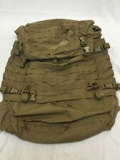 Eagle Industries USMC FILBE Main Pack Ruck W/O Frame Coyote Tan