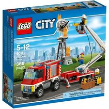 LEGO CITY SET 60111 FIRE UTILITY TRUCK BRAND NEW SEALED BOX