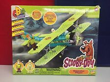 Scooby-Doo! LEGO Compatible Construction Building Wingwalker Playset Toy