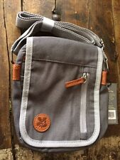 New National Trust Gadget Camera Shoulder Bag Gift Natural Leafy