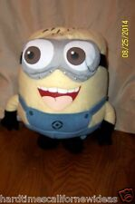"""Despicable Me Minions Two Eyed Plush 12"""" Toy Factory"""