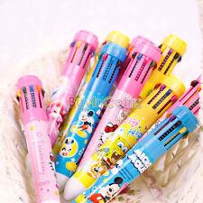 5 עטים עם הרבה צבעים
