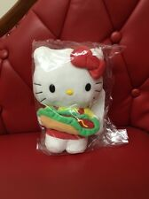 Hello Kitty Reversible Plush: Hot Dog (TR)