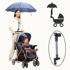 New Style Useful Baby Buggy Pram Stroller Umbrella Holder Mount Stand Handle M52