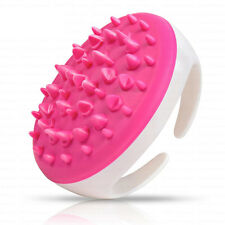 11.5cm Handheld Bath Shower Body Relax SPA Cellulite Massager and Remover Brush