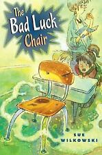 The Bad Luck Chair-ExLibrary