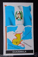 figurines figuren stickers picture cards figurine bandiere del mondo 127 folgore