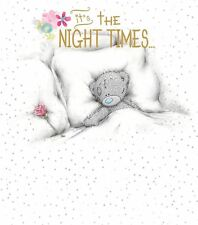 Me to You It's the Night Time I Miss You Most Card Miss You - Tatty Teddy