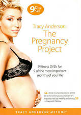 Tracy Anderson: The Pregnancy Project (DVD, 2013) Usually ships within 12 hours!