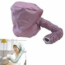 Comfort Home Portable Soft Hood Bonnet Attachment Haircare Salon Hair Dryer JB