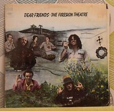 THE FIRESIGN THEATRE - Dear Friends [Double Vinyl LP,1972] USA KG 31099 *EXC