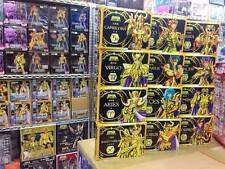 BANDAI Saint Seiya EX Cloth Myth 12 Gold Cloth Vintage Rare (Gemini,Leo,Aries )