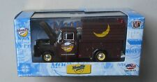 BROWN 1956 FORD F-100 TRUCK M2 Machines MOON PIE Diecast 1/64 in ACRYLIC BOX