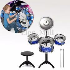 Fun Jazz Drum Mini Musical Instrument Set Early Educational Toy Gift Child Kids