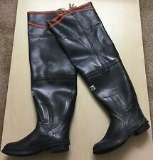 Vintage BF Goodrich HEAVY RUBBER HIP BOOTS WADERS  Lite n Tuff Size 11