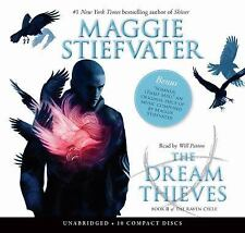 The Raven Cycle: The Dream Thieves Bk. 2 by Maggie Stiefvater (2013, CD)
