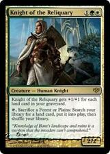 KNIGHT OF THE RELIQUARY Conflux MTG Gold Creature — Human Knight RARE