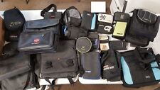 Video Game Carrying Case / Bags LOT - Playstation Game Boy Wii DS XBOX Pokemon