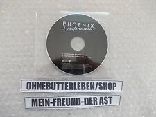 CD Indie Phoenix - Lisztomania (2 Song) Promo GHETTOBLASTER V2 - CD ONLY! -