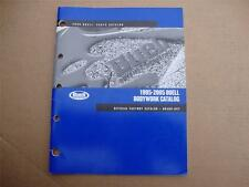Buell 1995-2005 Painted Parts Bodywork catalog 99489-05Y used