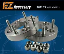 Wheel Adapters 4x110 Mazda RX7 To 4x4.5 Wheels