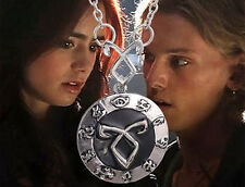 The Mortal Instruments: City of Bone Power Rune Necklace Vintage Pendant Gift