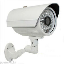 Amview 1300TVL 3.6mm 48IR LED Outdoor Indoor Home Surveillance Security Camera