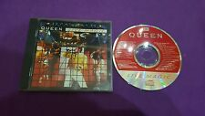 Queen live magic press 1986 made in UK EMI  cd usato