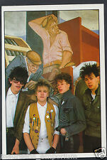 Panini Smash Hits 1987 Music Sticker - No 11 - The Alarm   (AV)