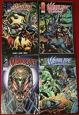 Warblade: Endangered Species #1-4 - Comic Books -  From Image Comics