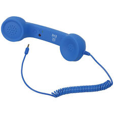 Retro 3.5mm Mic Radiation Proof Telephone Handset for iPhone for Samsung HTC LG