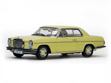 Mercedes Strich 8 Coupe' 1968 Pastel Yellow 1:18 Model 4577 SUN STAR