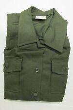 Post Vietnam Era 1976 US OG 108 Wool Field Shirt Womens Size 16 Alpha Industries