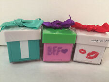 Gift 'ems *SERIES 2* Set of 3  Blind Surprise Mystery Boxes + Dolls New