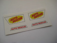 Corgi Rocket  933  Ford Holmes Wrecker Sticker Decals