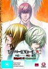 Death Note Relight 2 - L's Successors (Director's Cut) NEW R4 DVD