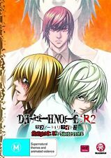 Death Note Re-Light 2 - L's Successors (DVD, 2010)-REGION 4-Free postage