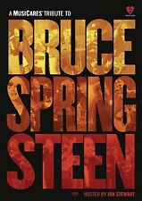 BRUCE SPRINGSTEEN A MUSICARES TRIBUTE DVD ALL REGIONS NTSC 5.1 NEW
