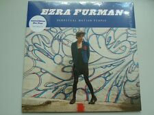 EZRA FURMAN - Perpetual Motion People **LTD blue Vinyl-LP + CD**NEW**sealed**