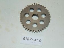 Vintage Arctic Cat Snowmobile Chaincase Bottom Gear Sprocket 39 Tooth 0107-220